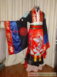 pictures of chinese clothing