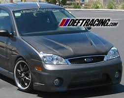 ford focus carbon fiber hatch