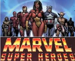 all the marvel heroes