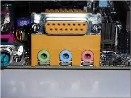 joystick port