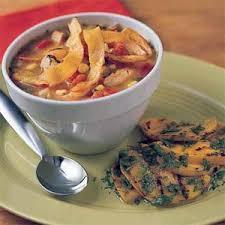 corn and shrimp soup