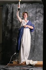 columbia pictures torch lady