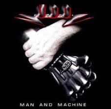 U. D. O. - Man And Machine