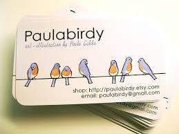 illustrator business card