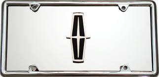 lincoln car emblem