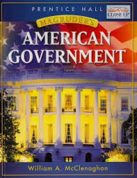 american government textbooks