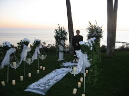 cliff weddings