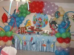 fotos de decoraciones de fiestas infantiles