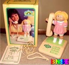 coleco cabbage patch kids