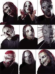 slipknot new masks pictures