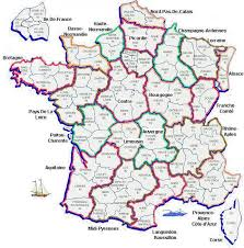 french maps