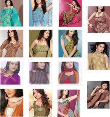 salwar models