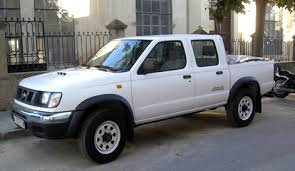 nissan pick up 2000
