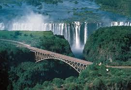 zimbabwe falls