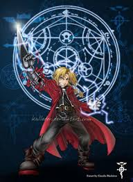 edward elric full metal alchemist