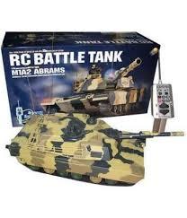 remote control battle tank
