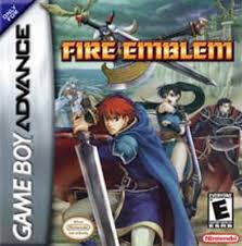 fire emblem advance
