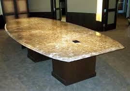 granite conference tables