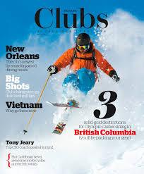 clubs magazine