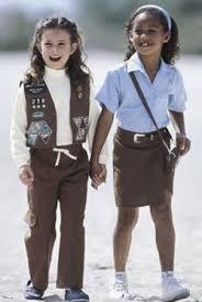 brownie scout uniforms