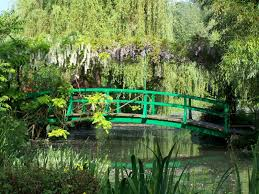monet gardens at giverny