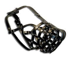 leather muzzles