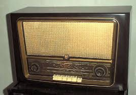 old radio philips