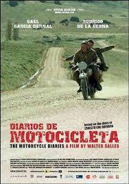 diario en motocicleta