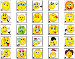 clipart smiley faces