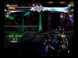 batman and robin game