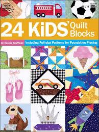 kid quilt pattern