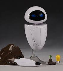 walle and eve toys