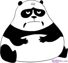 skunk fu panda