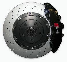 audi rs4 brakes