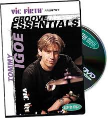 groove essentials tommy igoe