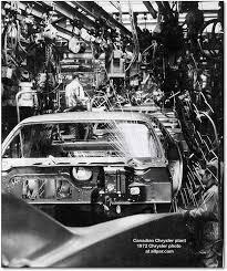 canadian factories