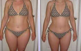 hcg diet before and after photos