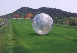 big inflatable ball