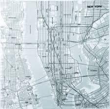 new york tourism map