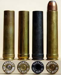 cartridge cases