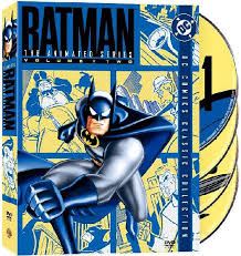 batman animated series dvds