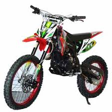 250 4 stroke dirt bike