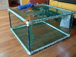 how to build a crab trap