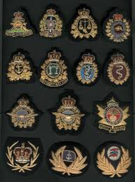 canadian military hat badges