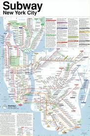 map subway new york