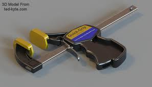 quick grip clamp
