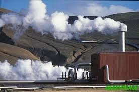 geothermal energy plants