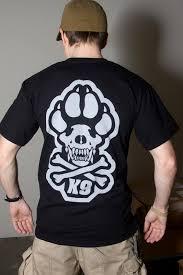 k9 shirts