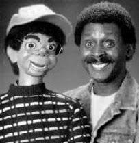 black ventriloquist