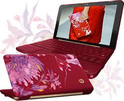 mini pink laptops